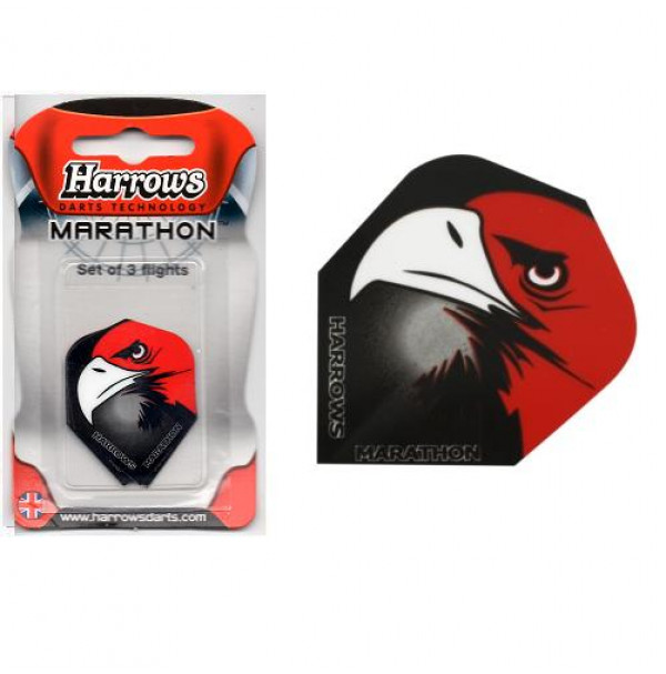 Harrows Dart Flights MARATHON Falcon