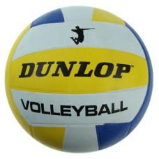 Dunlop Volleyball Grösse 5 Blau/Gelb