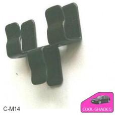 AS-C-M14 Verbindungsclip für Heckscheibe