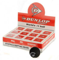Dunlop Progress Squashball